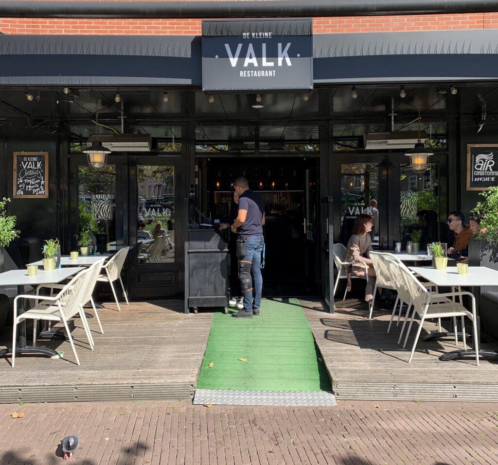 De Kleine Valk Restaurant