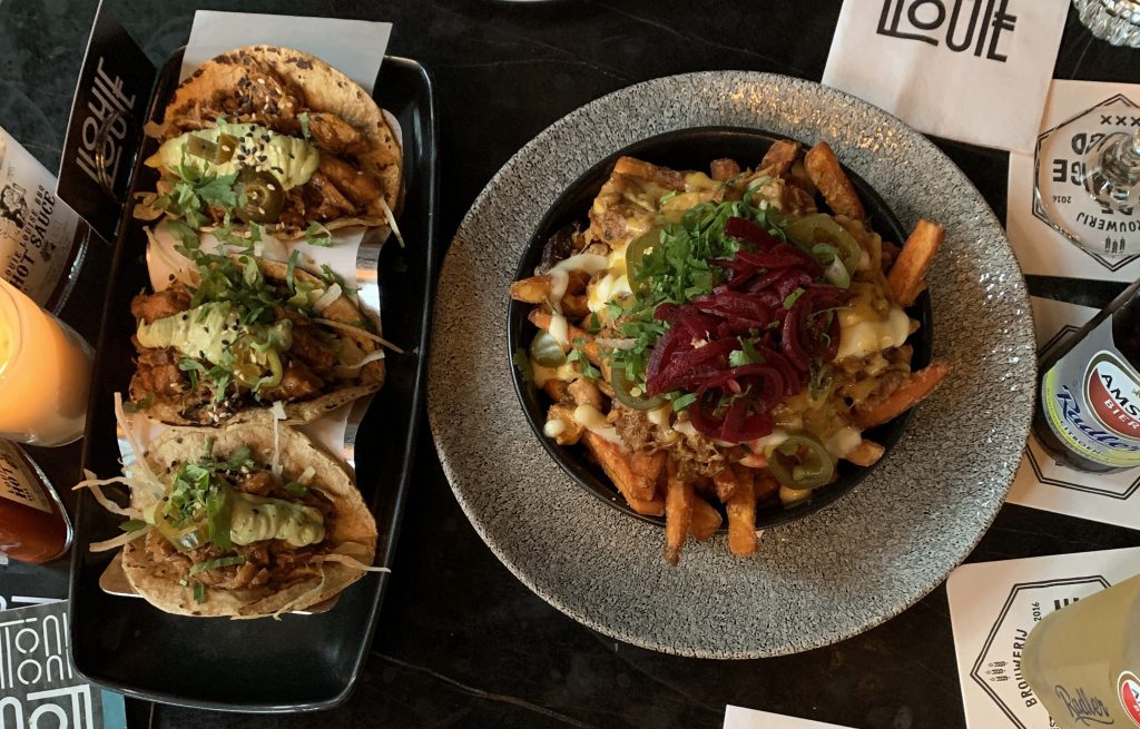 Shared Dining Food Amsterdam