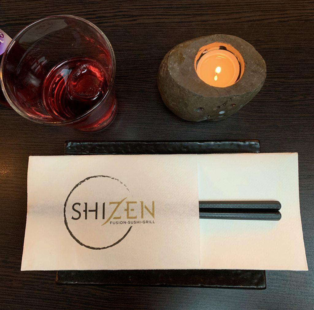 Shizen Fusion Sushi Grill