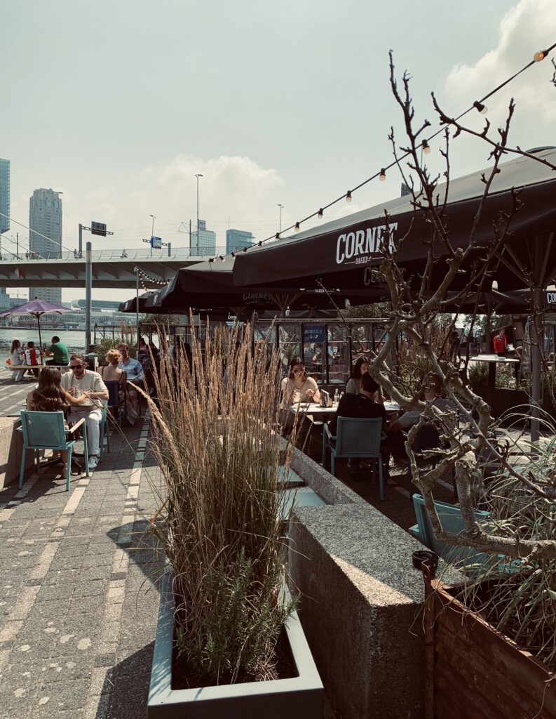 Bar Restaurant Prachtig Rotterdam