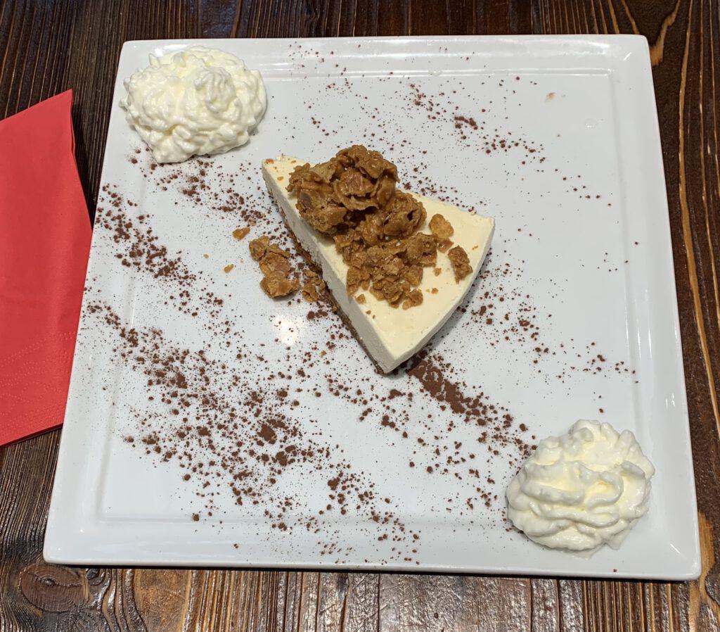 THB Cheesecake